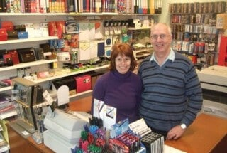 gill brian burgess- stationery express morningside road edinburgh