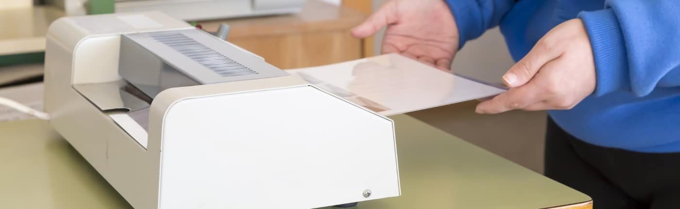 laminating services edinburgh
